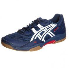 d2442664f770ab Asics Gel Hunter 2 Squash Shoes - Blue Squash Gear