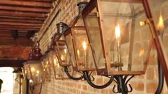 Why Copper ? Why copper? When you purchase a Bevolo lantern, you're making a lifetime investment! For 70 years, Bevolo has handcrafted lanterns in New Orleans from the highest quality American mined copper.
