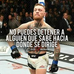 Mma, Notorious Conor Mcgregor, Motivational Quotes, Inspirational Quotes, Millionaire Quotes, Bikini Workout, Spanish Quotes, Transformation Body, Kickboxing