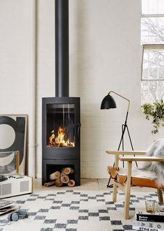 Buyers guide to free-standing fireplaces