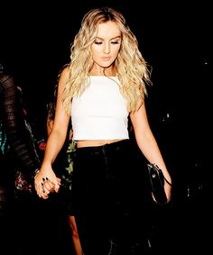 Perrie Edwards.
