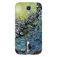 Cell Phone Cases by Day of the Dead Artist David Lozeau