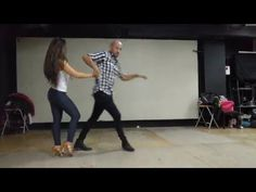 """SALSA EN LINEA - Amor de Dios - Sergio y Noelia - Avanzado """"MARZO/16"""" - YouTube"""