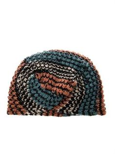Missoni - Chevron cashmere-knit turban - $141