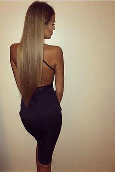 Long hair    We Heart It