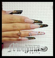 #naildesing #acrilico #3Denuñas #nails #uñasesculturales #nailideas #naildesing