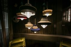 CALYPSO suspenison lamps design by Servomuto for Contardi