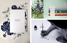 Noted: New Logo and Identity for The Islands of Tahiti by Futurebrand