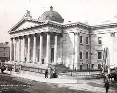 Courthouse, Washington st.