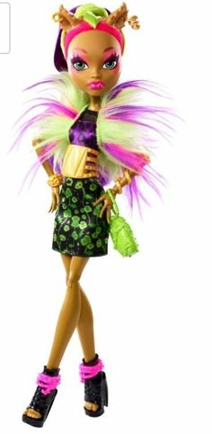 Monster High Freakie Fusion Clawvenus NEW Just Released IN HAND #MonsterHigh