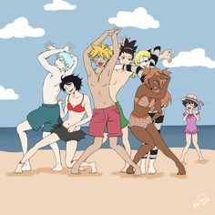 Boruto And Sarada, Naruto Shippuden Sasuke, Naruto And Sasuke, Naruto Comic, Naruto Art, Yandere Anime, Otaku Anime, Naruhina, Ino And Sai