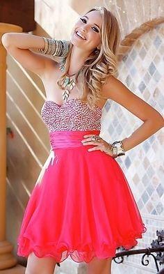 Cute semi formal dress