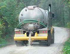 """Fracking toxins in MI: Toxic radioactive frack filth is used as road """"de-icer"""" in winter, dust suppressant in summer. MI is one of the few states that tasks its environmental regulatory agency w/ promoting fracking. MI allows frack filth to be spread on county roads. When they tried to stop this practice, the counties that take the frack filth sued them in Frackers v Dusty Rhodes : """"We prefer frack filth to dusty roads."""" A 1000 yrs worth of radium 226 in a ditch in exchange for 3 days w/o…"""