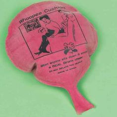 Whoopee Cushion Party Favor $1.91