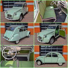 2cv 1961 - viernes 11 mayo 2018-ksp- 6.00am Retro Cars, Vintage Cars, Peugeot, Automobile, 2cv6, Automotive Design, Old Cars, Fiat, Cars And Motorcycles