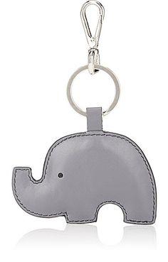 We Adore: The Elephant Key Chain from Barneys New York at Barneys Warehouse