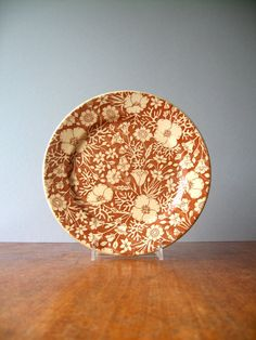 Wallace China Festival Desert Ware Dinner Plate by luola on Etsy, $19.00