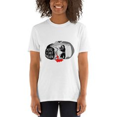 I Can't Breathe T- Shirt George Floyd 2020 1 Dollar of Sales Donated to Charity or Family of George Floyd She Mask, Small Faces, Cant Breathe, Donate To Charity, I Cant, To My Daughter, Cotton, T Shirt, Tops