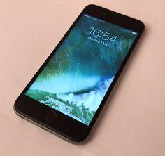 Apple iPhone 6s - 64GB - Space Grey (Vodafone) Smartphone