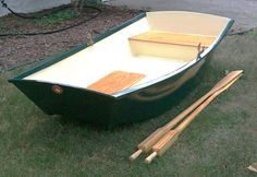 Homemade Boat... I've got to do this.