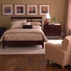 ethanallen.com - lotus bed   Ethan Allen   furniture   interior design