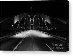 Frankfurt Abstract Bridge Canvas Print / Canvas Art by Norma Brandsberg Germany Photography, Photography Photos, Stretched Canvas Prints, Frankfurt, Home Art, Fine Art America, Cool Pictures, Buildings, Landscapes