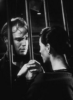 ONE EYED JACKS (1962) - Marlon Brando & Pina Pellicer - Produced & Directed by Marlon Brando - Paramount Pictures - Publicity Still.
