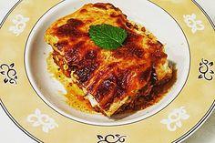 Moussaka mit Schafskäse - Bechamelsauce (Rezept mit Bild) | Chefkoch.de