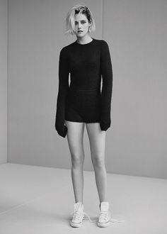 Kristen Stewart photographed by Karim Sadli for The New York Times Style Magazine, August 2016