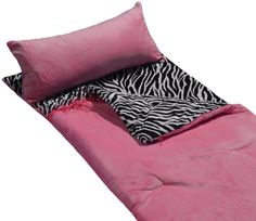 The Perfect Indoor Sleeping Bag Where Style Meets Comfort With This Ultra Chic Wildzzz Zebra Luxury