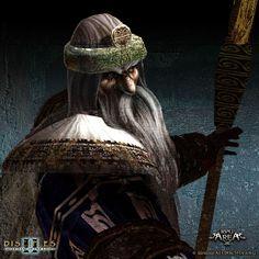 Disciples II - Маг (маг Империи)