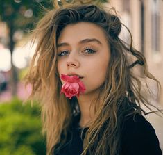 Beautiful Women Portraits by Frankie Marin #inspiration #photography