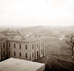 An intriguing picture of Nashville, Tennessee. View of city. It was taken in 1864 by Barnard, George N., 1819-1902.