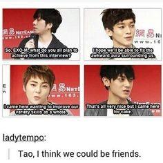 Tao is my spirit animal <3