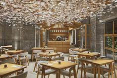 Nozomi Sushi Bar , Valencia, 2014 - Masquespacio