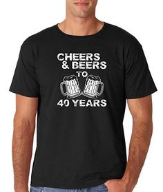 AW Fashions Cheers Beers To 40 Years