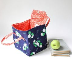 Insulated Lunch Bag in Mirabel  Insulated Lunch Tote  Bento