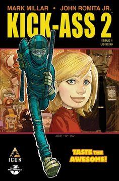 kick ass comic books covers   kick-ass-2-comic-book-cover