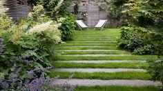 Christian Fournet Love Garden, Lawn And Garden, Dream Garden, Garden Paths, Garden Landscaping, Landscape Architecture, Landscape Design, Garden Design, Outdoor Spaces