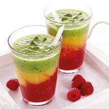 Happy Margarita   Einfach Alkohol weglassen und man hat einen super Fruchtdrink für Kinder.