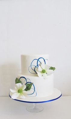 Dogwood by Anna Elizabeth Cakes, via Flickr
