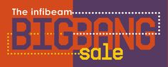 The Big Bang Sale (Infibeam) Starts from Rs.99 http://goo.gl/x5EbFh  #Curious4coupons