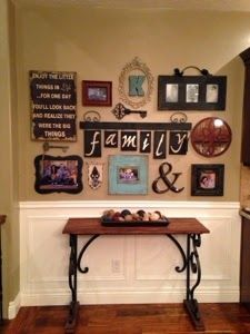 Best 25 Wall Collage Frames Ideas On Pinterest Picture