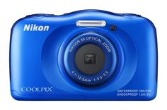 First cameras for kids: Nikon COOLPIX is a great option