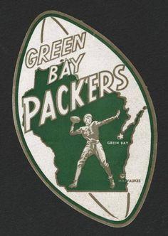 Older Green Bay Packers Logo