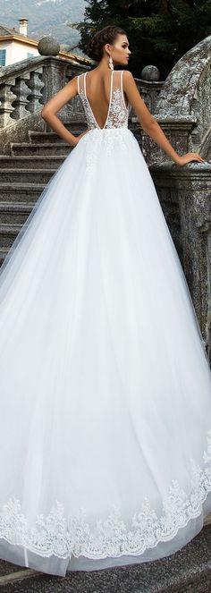Wedding Dress by Milla Nova White Desire 2017 Bridal Collection Jasmin