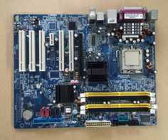 Advantech AIMB-763VG-00A1E Industrial Motherboard Used
