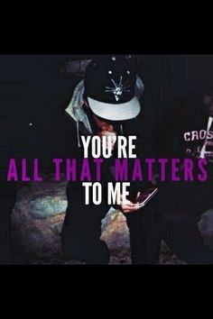 <3 You're All That Matters~Justin Bieber <3