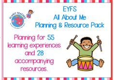 All About Me/Ourselves - EYFS Planning and Resources | Teaching Resources