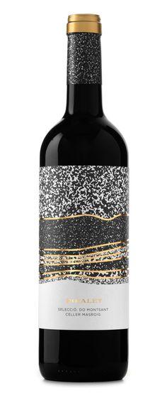 Rojalet wines — The Dieline - Branding & Packaging